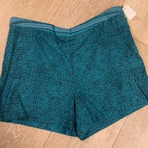 Free people linen shorts size 32